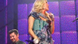 Cowboy Casanova - Carrie Underwood - Hamilton 2013