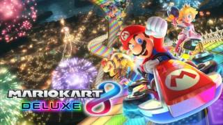 Mario Kart 8 Deluxe OST - Neo Bowser City Extended