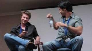 Kaj-Erik Eriksen and Richard Kahan Panel
