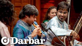 Amazing Indian Music | Purbayan Chatterjee & Shashank Subramanyan | Raag Sarasangi