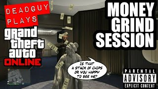 GTA CASINO Missions and losing every bet at the horse track!!
