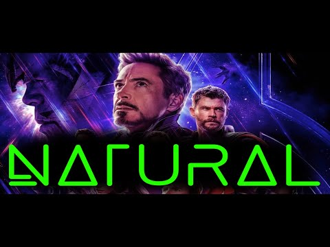 Rumbo A EndGameTributo A Marvel UCMNatural Cover By Ziccard