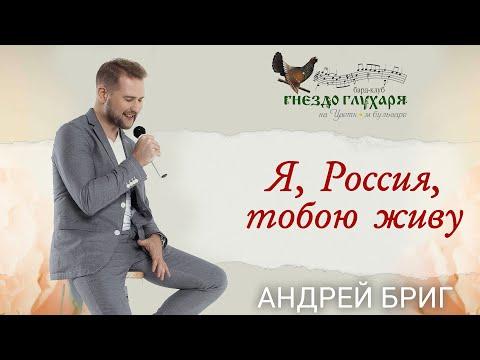 Я Россия тобою живу Андрей Бриг