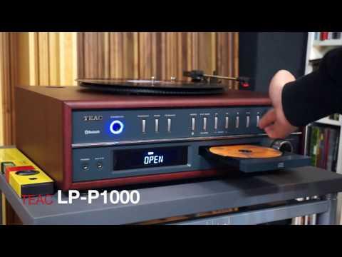 TEAC LP-P1000 Cantonese Brief Introduction (feverSound.com)