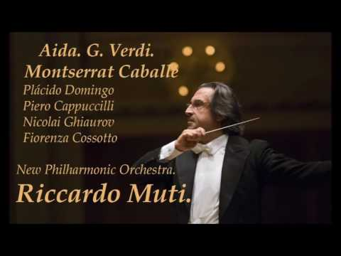 AIDA. G. Verdi. Riccardo Muti. Caballé / Domingo.