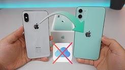 Alte iPhone Daten auf neues iPhone übertragen ohne iCloud! - touchbenny