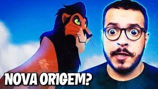 O Rei Leão: A NOVA ORIGEM DA CICATRIZ DO SCAR!