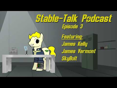 Stable Talk Episode 3