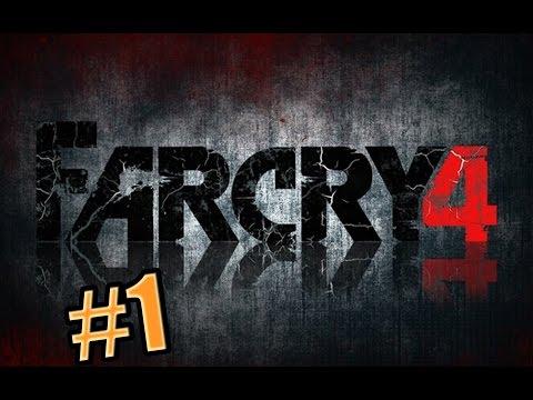 Far Cry 4 gameplay #1 - Alpha Camp