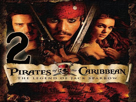 Pirates of the Caribbean: The Legend of Jack Sparrow Walkthrough Gameplay - Hello, Poppet! - Part 2