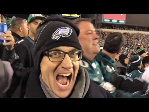 Fly Eagles Fly - NFC Championship - Eagles vs Vikings - January 21, 2018 - HD