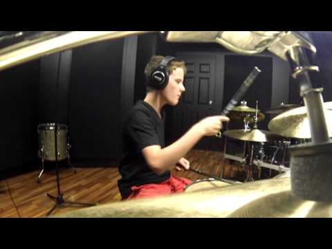 Wright Drum School - Avenged Sevenfold - Shepherd of Fire by Deacon Bent Drum Cover