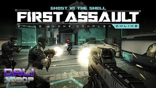 Ghost in the Shell: Stand Alone Complex - First Assault Online PC Gameplay 1080p 60fps