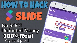 How To hack Slide #NO root Unlimited Money #Proof