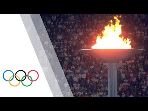 Olympic Opening Ceremonies - A journey through time