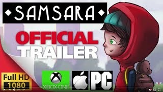 Samsara reflective puzzle game launched - PC Mac XOne