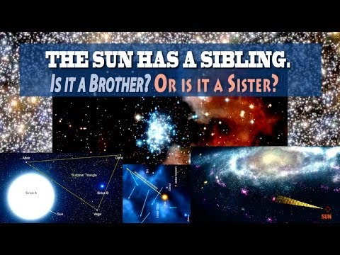 Our Sun has a Sibling. Is it a brother or a sister?