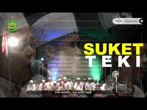 SUKET TEKI BABUL MUSTHOFA Live Kertosari Bersholawat 2017   MFA Sholawat Channel