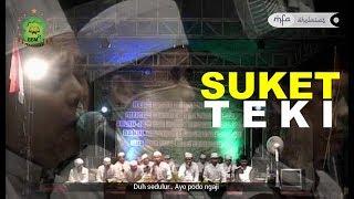 SUKET TEKI BABUL MUSTHOFA Live Kertosari Bersholawat 2017 | MFA Sholawat Channel
