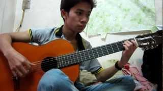 Hòn đá cô đơn - Hải Nam (guitar cover)