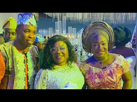 Download Woli-Agba Baby Naming Ceremony||Olubukola Akinade, Esther Igbekele, Woli Arole, Others In Attendance