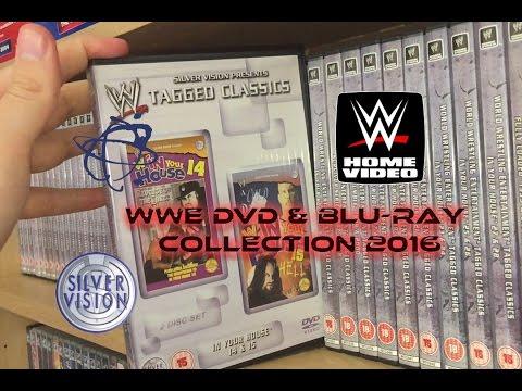 WWE DVD & Blu-ray Collection 2016