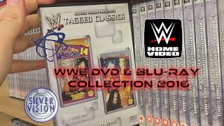WWE DVD & Blu-ray Collection 2016