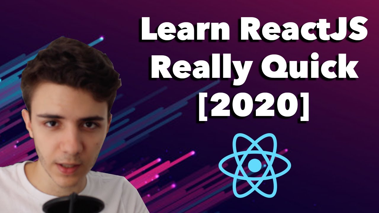 How to Learn ReactJS Really Quick As A Beginner [2020]
