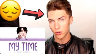 VOCAL COACH Reacts to BTS Jungkook - My Time (EXPOSING the DARK side of the music industry...)