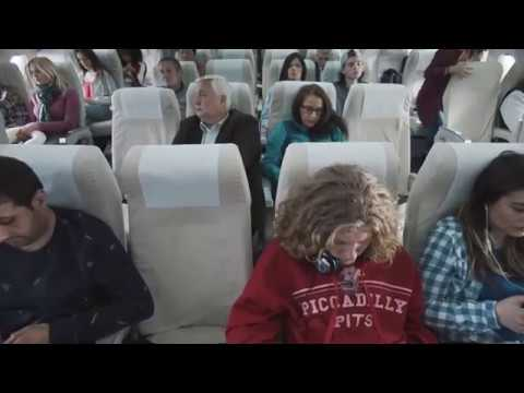 ROYAL JORDANIAN AIRLINES -TVC2017