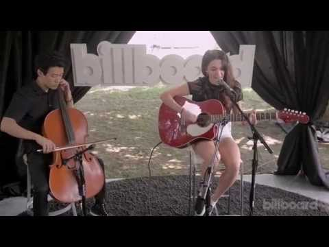 "Meg Myers - ""Desire"" Live Billboard Session @ Lollapalooza 2014"