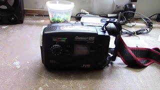 Revisiting the JVC GR-AX710U Camcorder