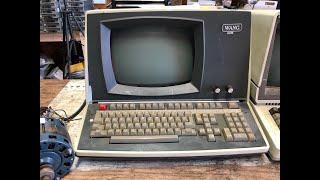 Scrapping a Vintage WANG computer for GOOOOOLD!!!!  MooseScrapper #302