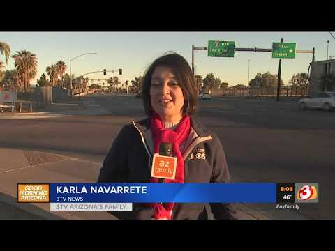 VIDEO: Woman killed following hit-and-run crash in Phoenix