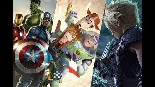 Major Square Enix Game Release | Avengers, Final Fantasy VII Remake