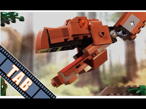 LEGO Jurassic Park: The Lost Travelers (Animation)
