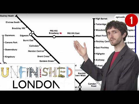 The unfinished Northern line (Unfinished London ep1) Mp3