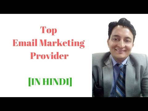 Top Email Marketing Providers [ IN HINDI ]