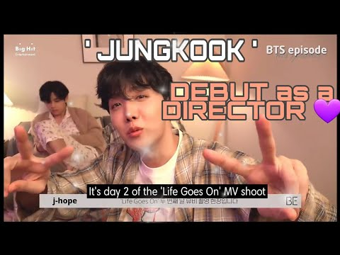 BTS 'LIFE GOES ON' MV BEHIND THE SCENE  | DIRECTED BY JUNGKOOK BTS
