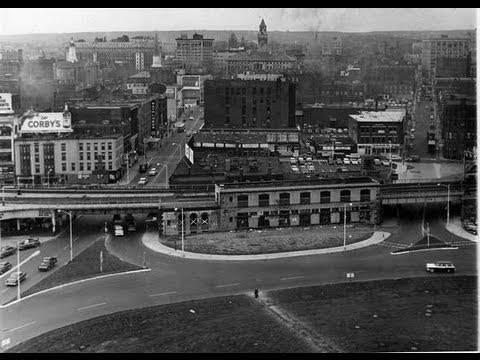 WHEN WORCESTER HAD A DOWNTOWN BY RICHARD SAMUEL PINTO
