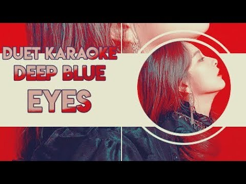 Girls Next Door (옆집소녀) - Deep Blue Eyes [ Duet Karaoke / Clean Instrumental ]