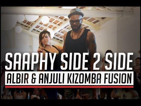 Side 2 Side - Saaphy / Albir Rojas & Anjuli Kizomba Fusion Dance @ CSSF Festival 2017