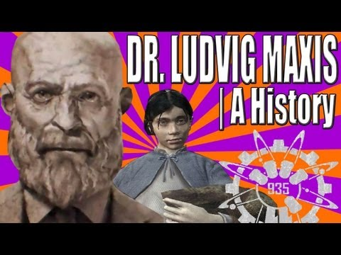 Dr. Ludvig Maxis | A History