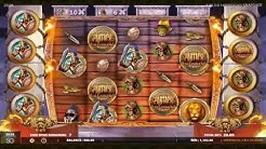 BIG WIN On Spartacus Call to Arms Slot Machine