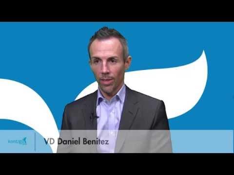 Kontigo Care - Intervju med VD Daniel Benitez
