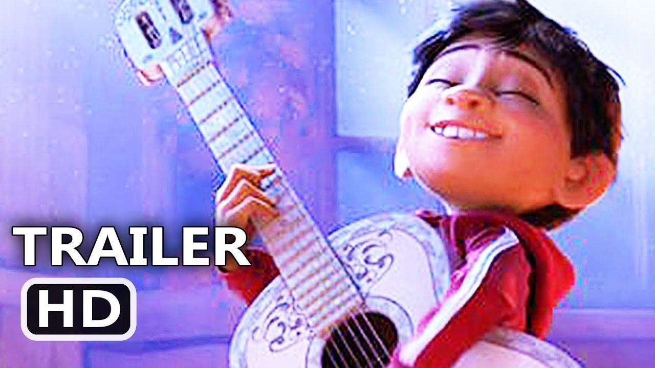 Coco Official Trailer 2017 Disney Pixar Animation Movie Hd Youtube