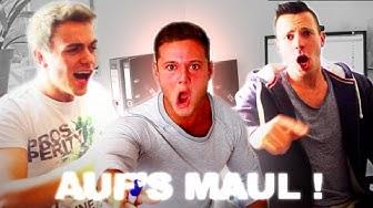 AUF'S MAUL!! | Coaching mit inscope21 | junggesellen