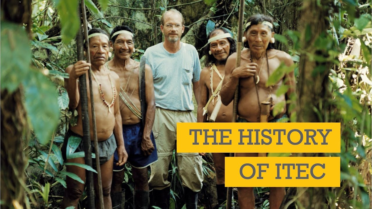 How the death of five missionaries led to the founding of the ministry we work for...