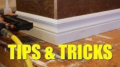 How To Install Baseboard Like A Pro!