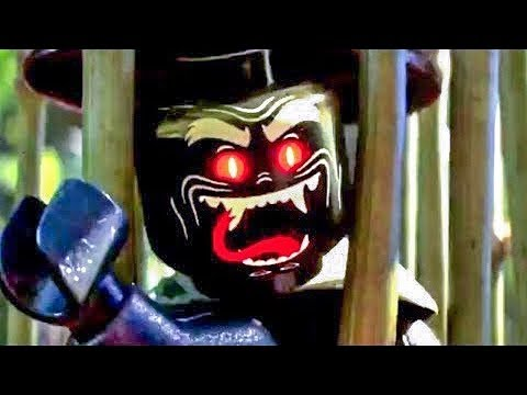 The Lego Ninjago Movie 'All Characters' Trailer (2017) Aninated Movie HD
